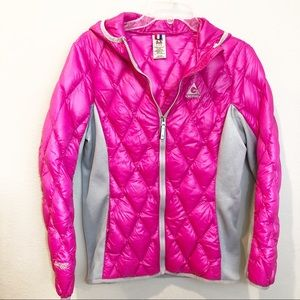 Gerry quilted down jacket girls
